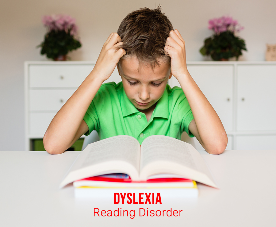 diagnose dyslexia